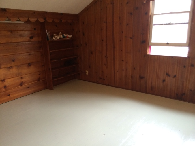 Upstairs Bedroom After