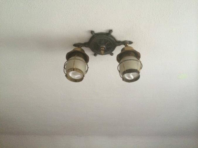 Peri's Bedroom Light Fixture