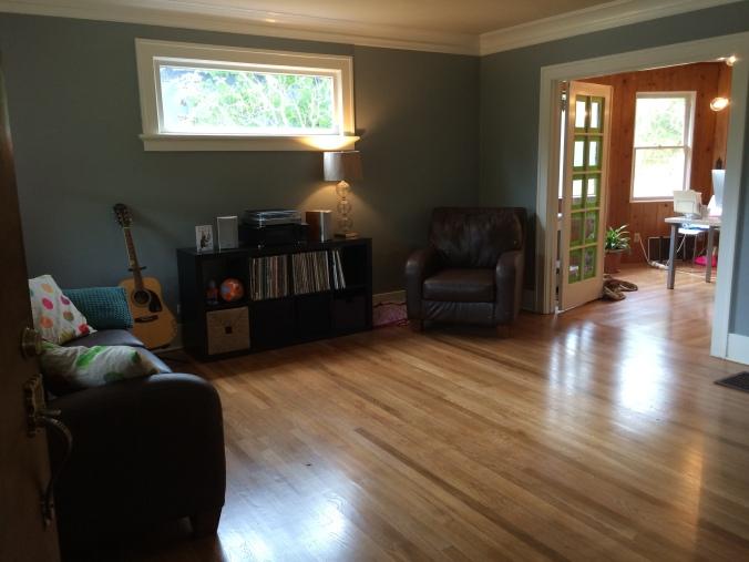 Living Room Left After