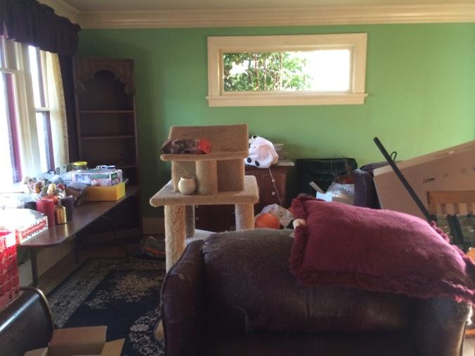 Living Room Left Before
