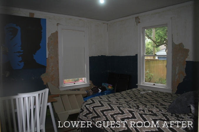 lower guest after